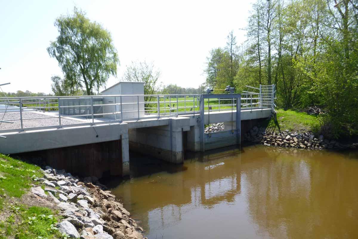 Wasserbau Kreisverband Wesermarsch