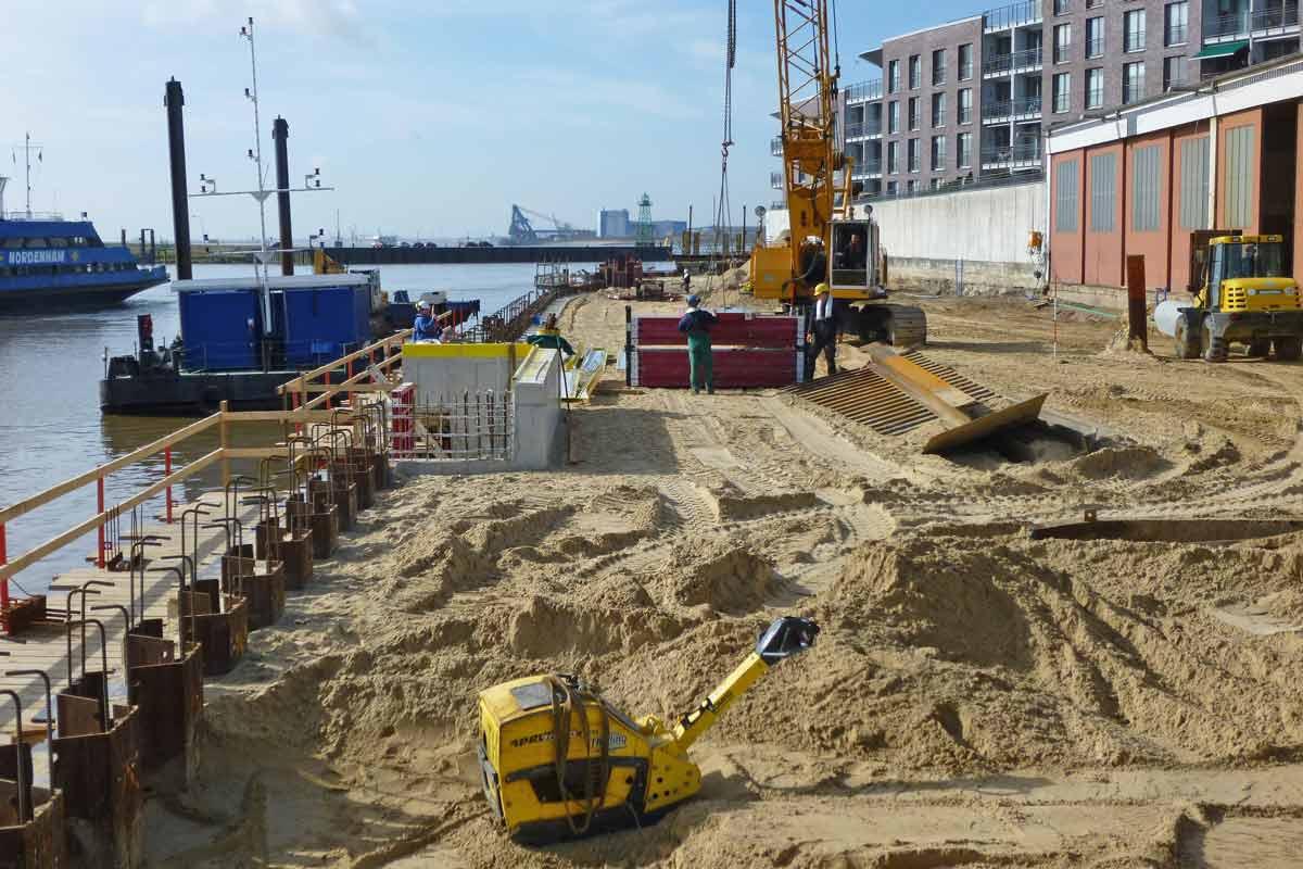 Referenz  Wasser- und Schifffahrtsamt Bremerhaven
